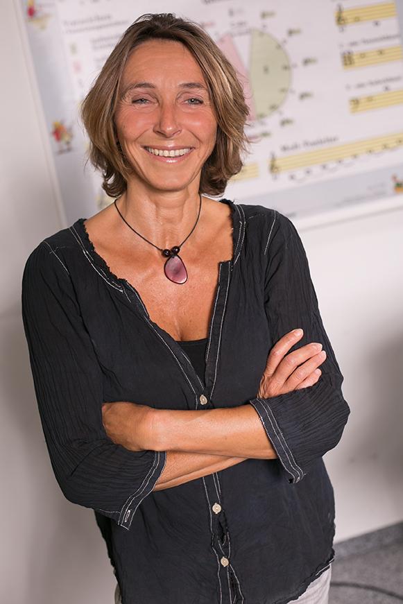 Claudia Wirrer hoch